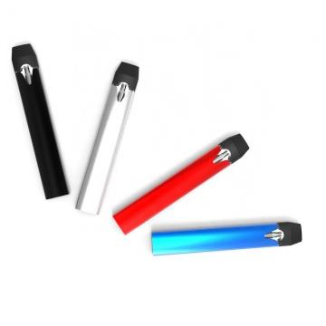 2019 newest vaporizer 0.5ml custom logo 510 thick oil metal round tip disposable thick oil vape pen gold for Cera-006